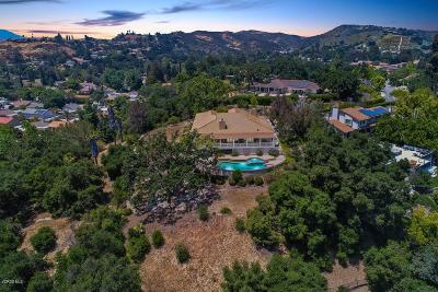 Westlake Village Single Family Home For Sale: 976 Ranch House Road