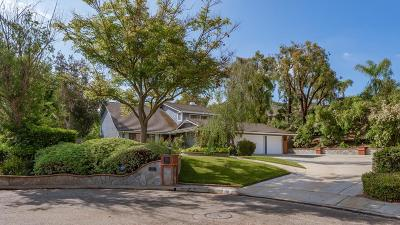 Simi Valley Single Family Home For Sale: 112 Stonebrook Street