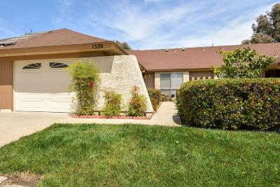 Camarillo Single Family Home For Sale: 1320 Village 1