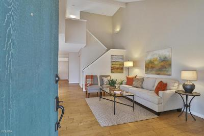 Westlake Village Condo/Townhouse Sold: 819 Via Colinas