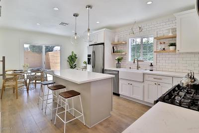 Woodland Hills Single Family Home Active Under Contract: 22850 Leonora Drive