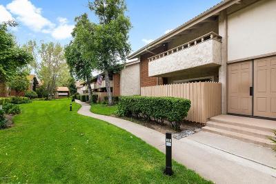 Westlake Village Condo/Townhouse Active Under Contract: 31552 Agoura Road #1