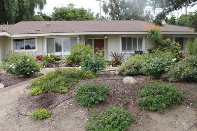 Thousand Oaks Single Family Home Active Under Contract: 1632 York Place