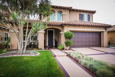 Camarillo Single Family Home For Sale: 401 Town Forest Court