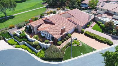 Westlake Village Single Family Home Sold: 1764 Royal Saint George Drive
