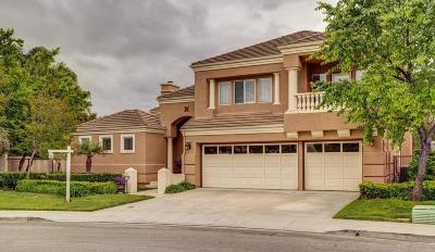 Moorpark Single Family Home Active Under Contract: 4194 Laurelview Drive