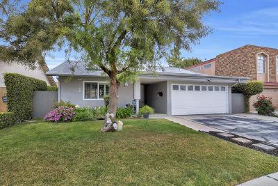 Canoga Park Single Family Home For Sale: 21019 Hackney Street
