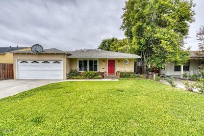 Single Family Home For Sale: 4937 Nagle Avenue
