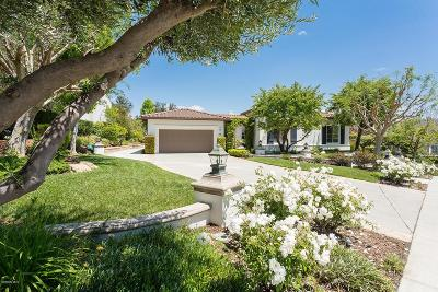 Simi Valley Single Family Home For Sale: 990 Westbluff Place