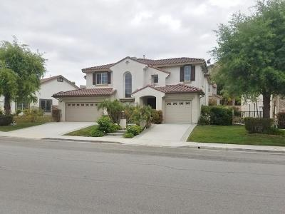 Simi Valley Single Family Home For Sale: 1511 Hidden Ranch Drive