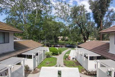 Westlake Village Condo/Townhouse For Sale: 1227 Kirkford Way