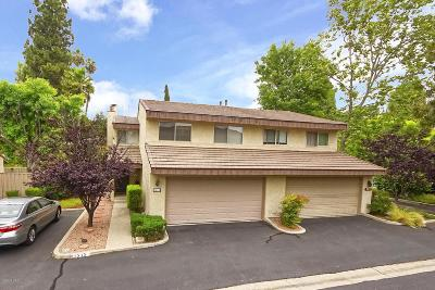 Thousand Oaks Condo/Townhouse For Sale: 1515 Torrey Pine Court