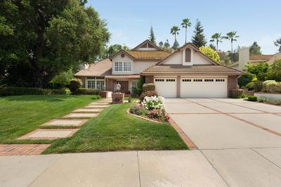 Westlake Village Single Family Home For Sale: 2830 Three Springs Drive