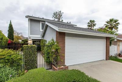 Agoura Hills Single Family Home Active Under Contract: 5621 Slicers Circle