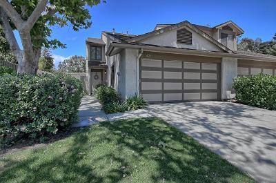 Ventura Single Family Home For Sale: 421 East Shoshone Street