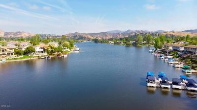 Westlake Village Condo/Townhouse For Sale: 1228 South Westlake Boulevard #E