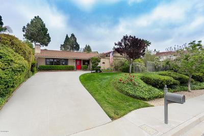 Thousand Oaks Single Family Home For Sale: 1966 Cumulus Court