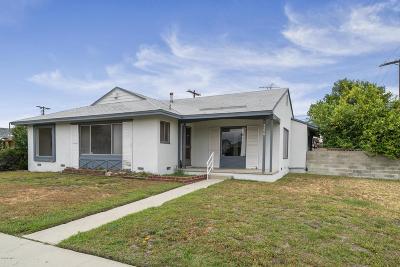 Arleta Single Family Home Active Under Contract: 9250 Greenbush Avenue