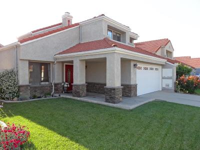 Simi Valley Single Family Home For Sale: 2087 Riverbirch Drive