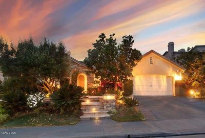 Simi Valley Single Family Home Active Under Contract: 2255 Silverstar Street