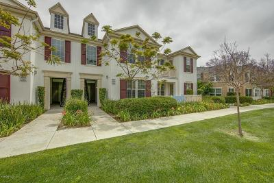 Ventura Condo/Townhouse For Sale: 5371 Gillespie Street