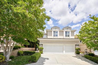 Thousand Oaks Single Family Home For Sale: 2948 Eagles Claw Avenue