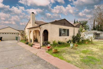 Arleta Single Family Home For Sale: 14310 Pinney Street