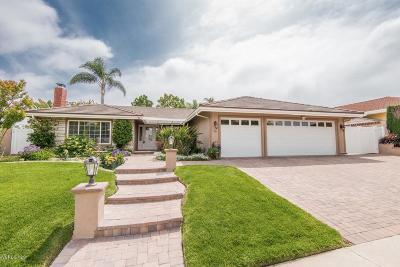 Thousand Oaks Single Family Home For Sale: 26 Venus Street