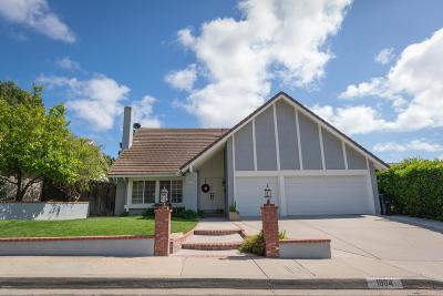 Thousand Oaks Single Family Home Active Under Contract: 1804 Sweet Briar Place