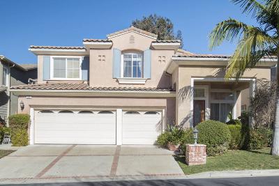 Thousand Oaks Single Family Home For Sale: 2687 Capella Way