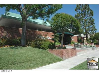 Encino Condo/Townhouse For Sale: 5301 Balboa Boulevard #N6