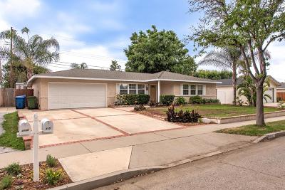 Simi Valley Single Family Home For Sale: 4152 Eileen Street