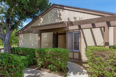 Ventura County Condo/Townhouse For Sale: 7107 Owl Court
