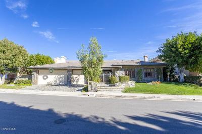 Woodland Hills Rental For Rent: 6024 Paseo La Vista