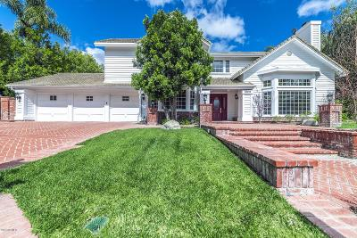 Agoura Hills Single Family Home For Sale: 29219 Laro Drive