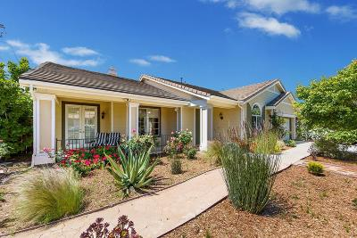 Agoura Hills Single Family Home For Sale: 28400 Tulare Lane