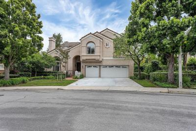 Moorpark Single Family Home For Sale: 4156 Sterlingview Drive