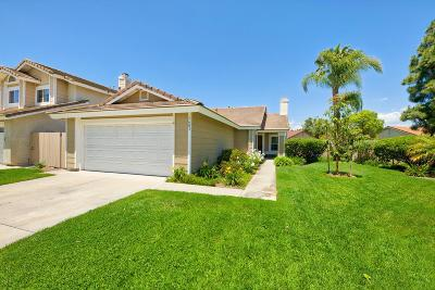 Camarillo Single Family Home For Sale: 5603 Calle Sencillo