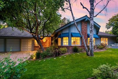 Westlake Village Single Family Home For Sale: 4067 Crestview Circle