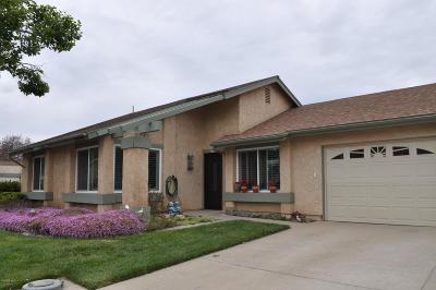 Camarillo Single Family Home For Sale: 22223 Village 22