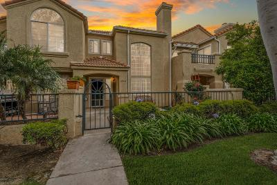 Ventura County Condo/Townhouse For Sale: 1234 Oyster Place