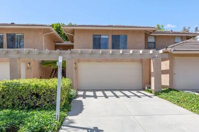 Ventura Condo/Townhouse For Sale: 6675 Sargent Lane