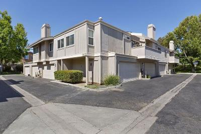 Ventura County Condo/Townhouse For Sale: 1252 San Simeon Court #2