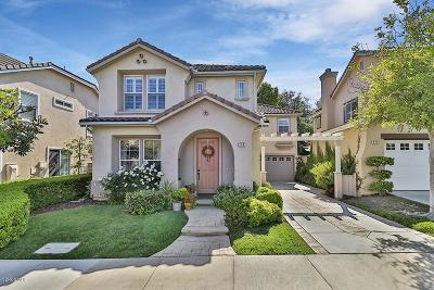 Simi Valley Single Family Home For Sale: 263 Rustling Heights Court