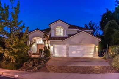 Westlake Village Single Family Home For Sale: 32724 Wellbrook Drive