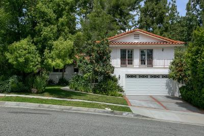 Agoura Hills Single Family Home For Sale: 5528 Modena Place