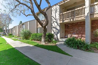 Ventura County Condo/Townhouse For Sale: 1632 Tapir Circle
