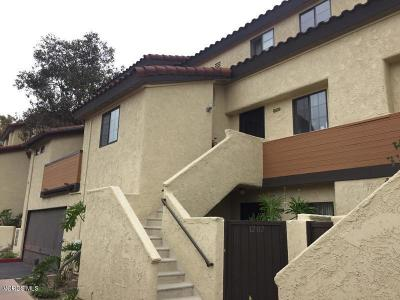 Camarillo Condo/Townhouse For Sale: 1200 Via Montoya