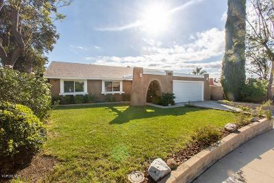 Simi Valley Single Family Home For Sale: 1878 Charing Court