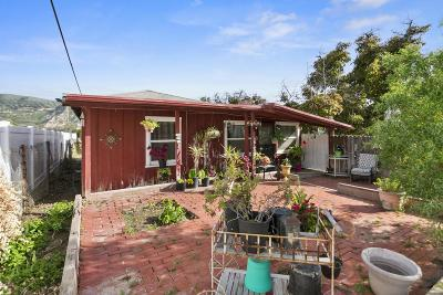 Ventura County Single Family Home For Sale: 134 West Main Street